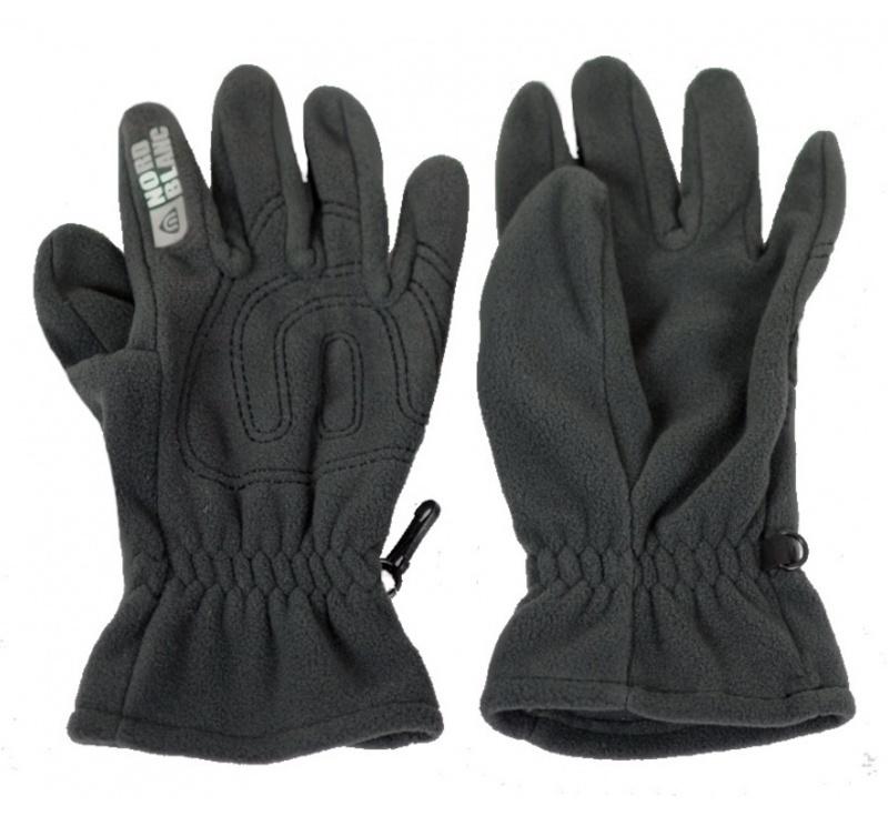 Fleecové rukavice NORDBLANC NBWG3349_GRA