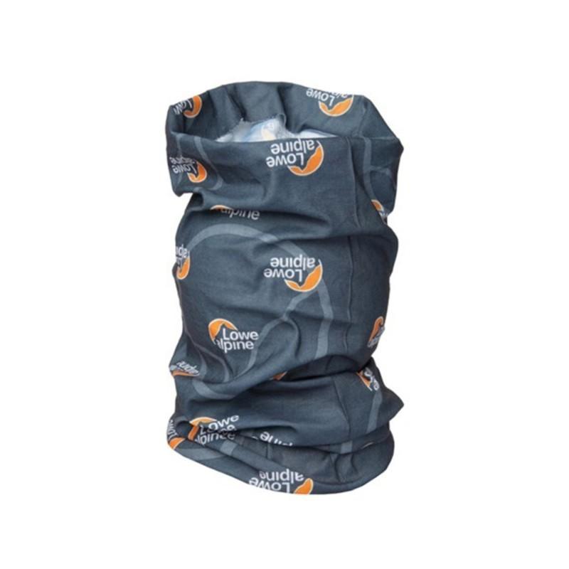Nákrčník Lowe Alpine Dryflo Tube šedý