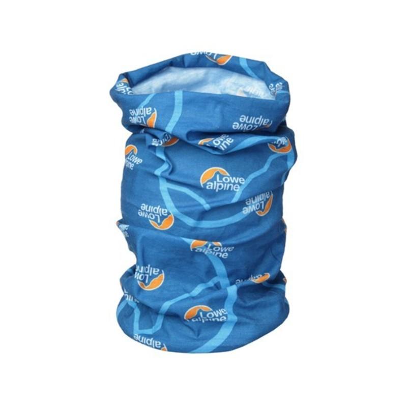 Nákrčník Lowe Alpine Dryflo Tube modrý