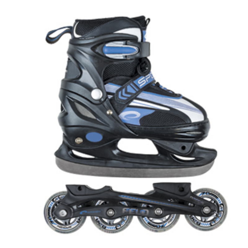 Letná i zimný korčule Spokey FELO modré