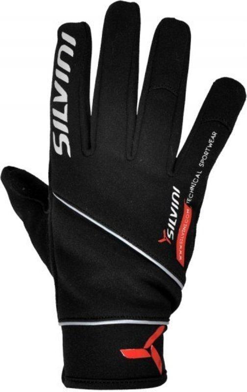 Pánske rukavice Silvini Montasio UA442M black