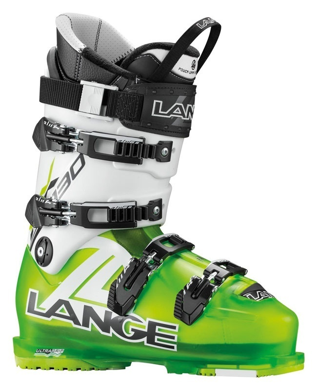 Lyžiarske topánky Lange RX 130 lime / white LBC2030