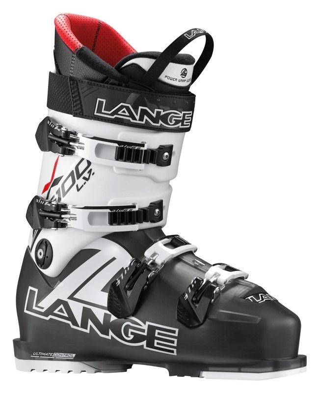 Lyžiarske topánky Lange RX 100 Black / red LBC2100