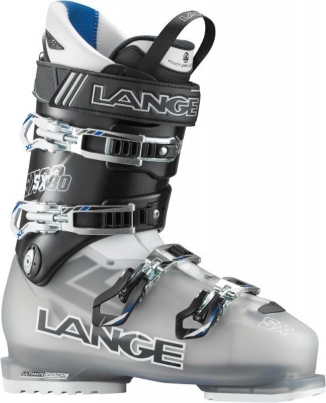 Lyžiarske topánky Lange SX 80 Silver / Blue LBC6060