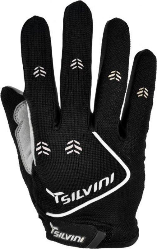 Pánske rukavice Silvini Barrata UA483M black