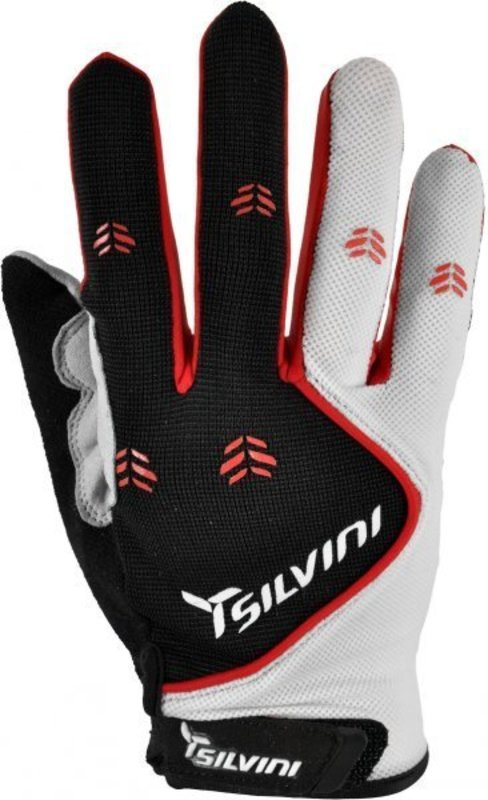 Pánske rukavice Silvini Barrata UA483M black-white