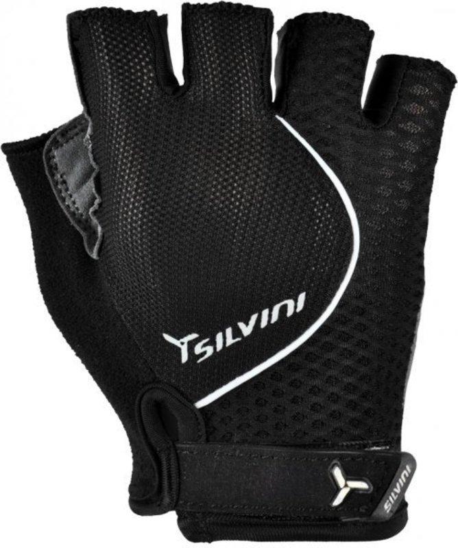 Pánske rukavice Silvini Torre UA481M black