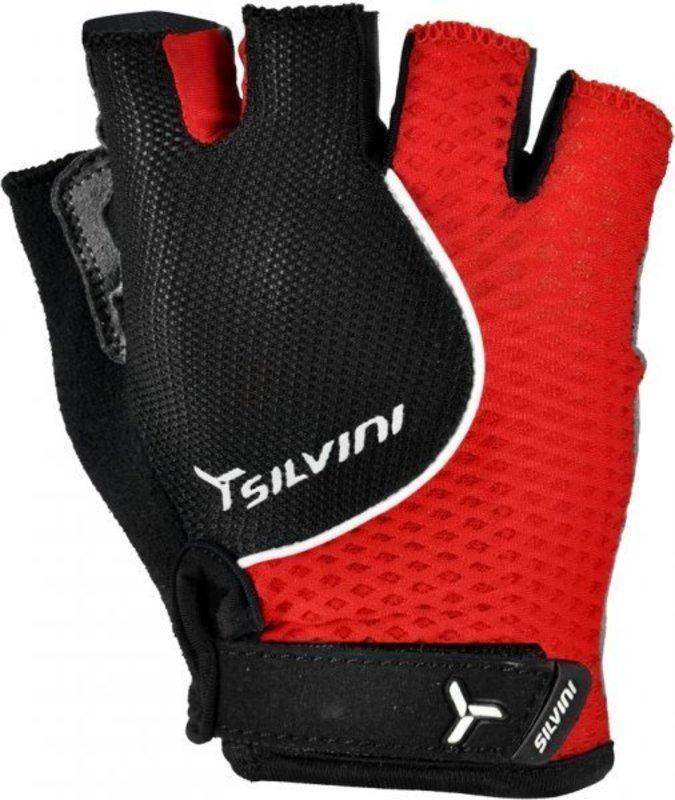 Pánske rukavice Silvini Torre UA481M black-red