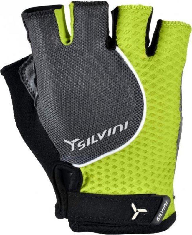 Pánske rukavice Silvini Torre UA481M grey-green