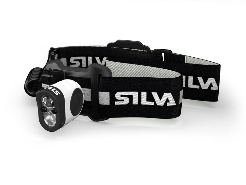 čelovka Silva Trail Speed Elite 37310-4