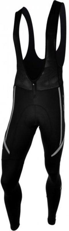 Pánske dlhé cyklistické nohavice Silvini Salia MP461 black