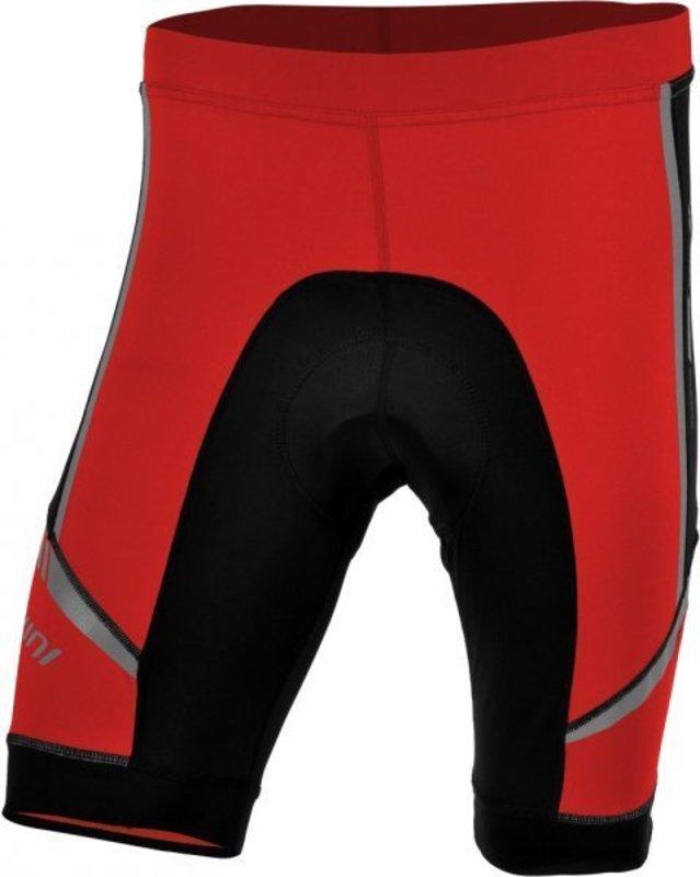 Pánske cyklistické nohavice Silvini Salia MP457 red