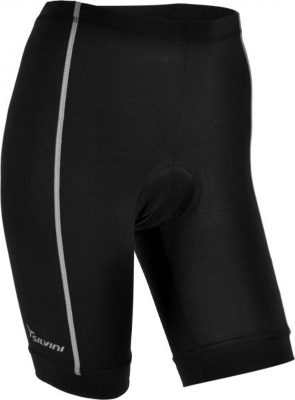 Dámske cyklistické nohavice Silvini Avio WP463 black