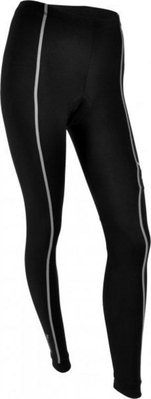 Dámske dlhé cyklistické nohavice Silvini Avio WP466 black