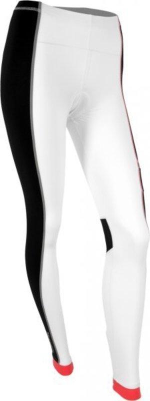 Dámske dlhé cyklistické nohavice Silvini Avio WP466 white