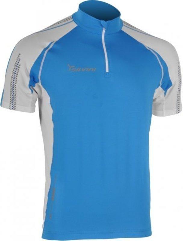 Pánsky cyklistický dres Silvini Aterno MD353 blue