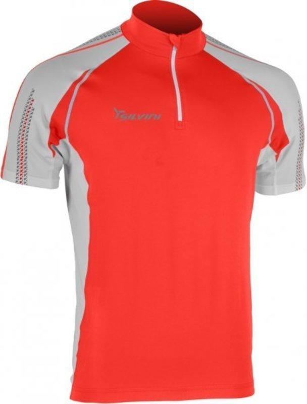 Pánsky cyklistický dres Silvini Aterno MD353 red