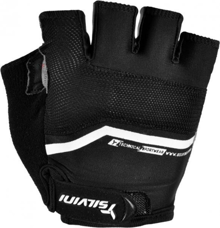 Pánske rukavice Silvini Sorrate UA468M black