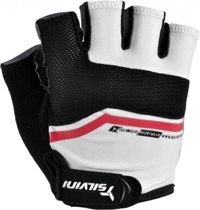 Pánske rukavice Silvini Sorrate UA468M white
