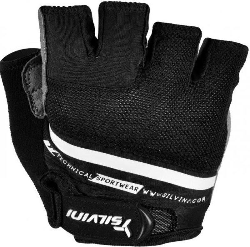 Dámske rukavice Silvini Grigia UA469W black