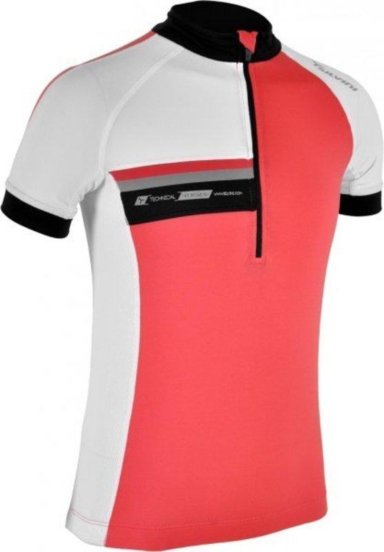 Detský cyklistický dres Silvini Livenza CD485 rose