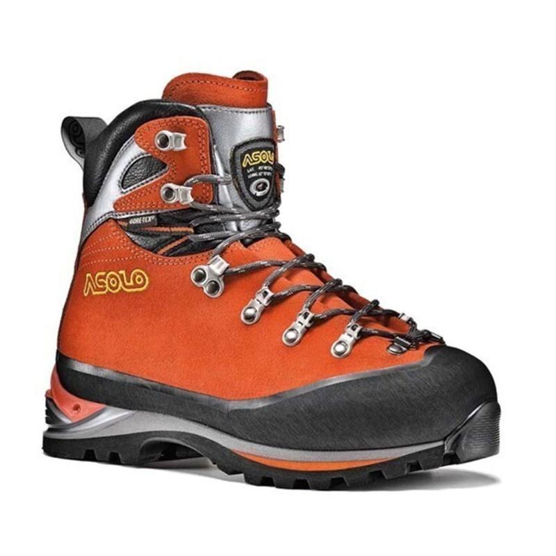 Pánske topánky Asolo Sherpa GV MM A261 oranžová