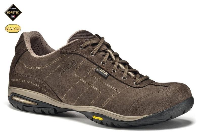 Pánske topánky Asolo Century GV MM dark brown/A551