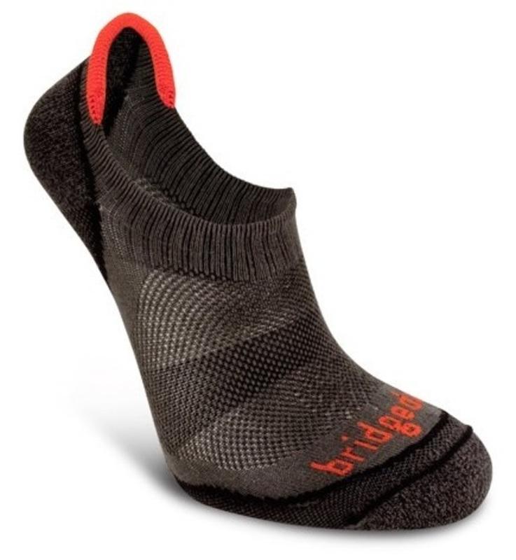 Ponožky Bridgedale CoolFusion Run Na-kd gunmetal/866