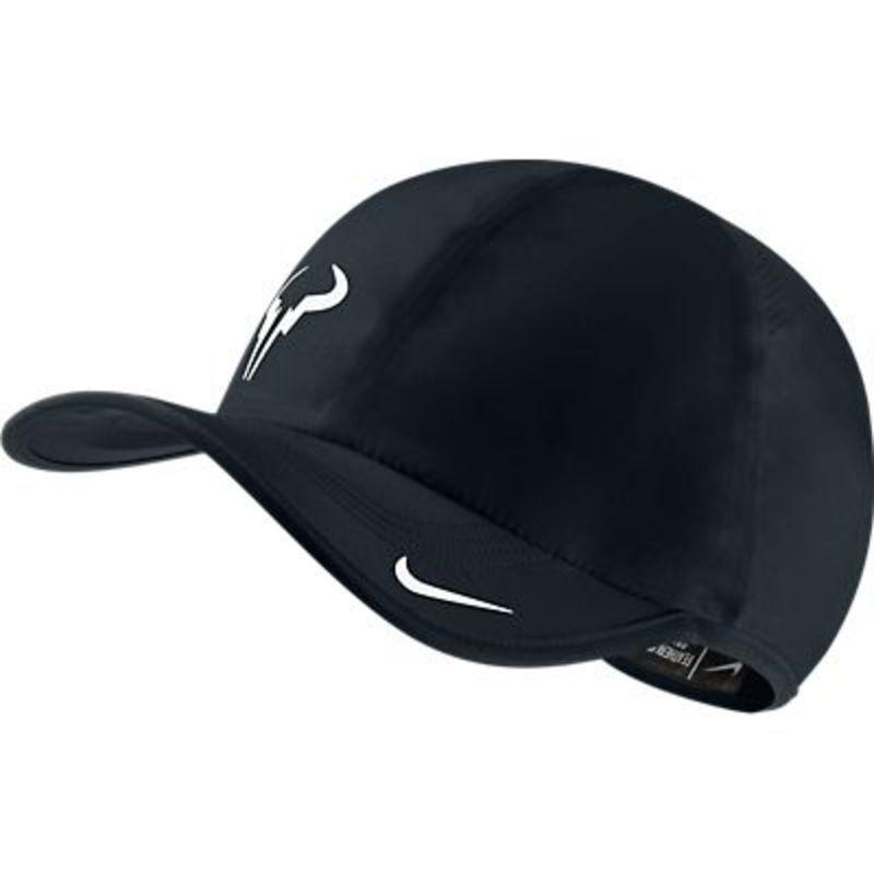 Šiltovka Nike Rafa Bull Featherlight Cap 613966-010