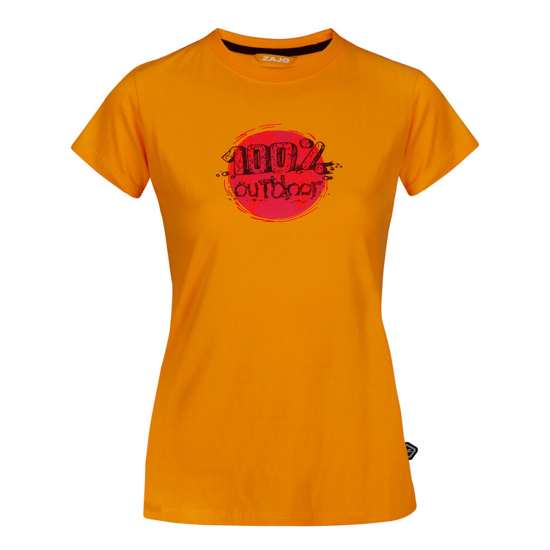 Tričko Zajo Corrine Lady T-shirt Citrus
