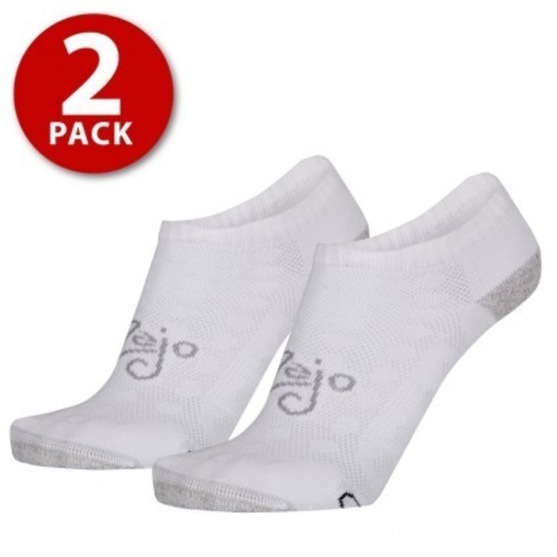 Ponožky Zajo Active Socks Lady Low White