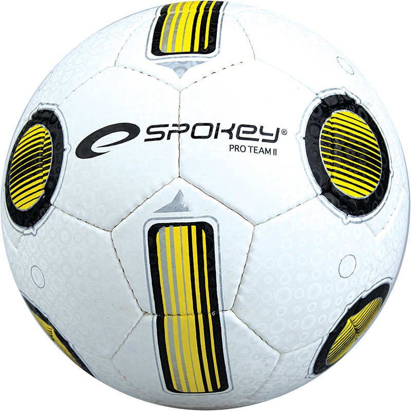 Lopta Spokey PRO TEAM II lopta žltý č.5