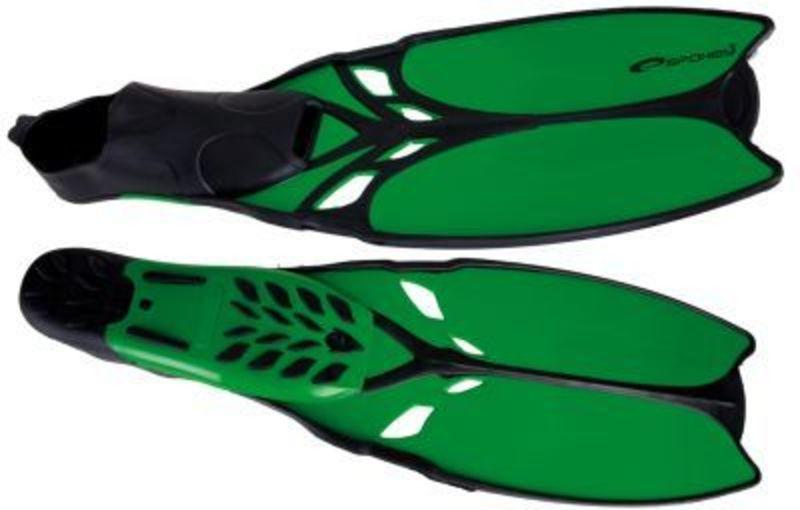 Plutvy Spokey MANADO zelené