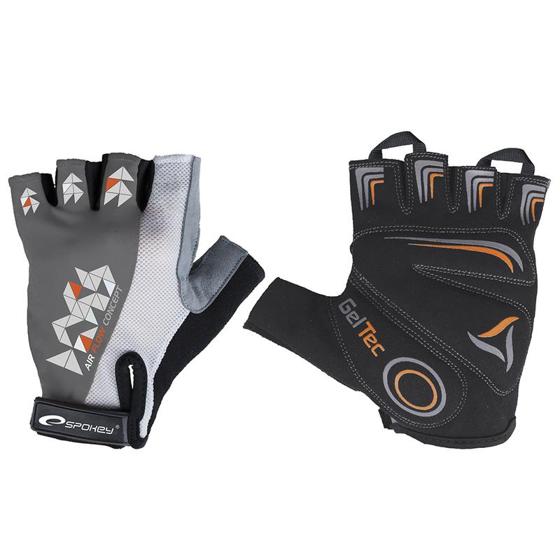 Cyklistické rukavice Spokey AIR FLOW 1