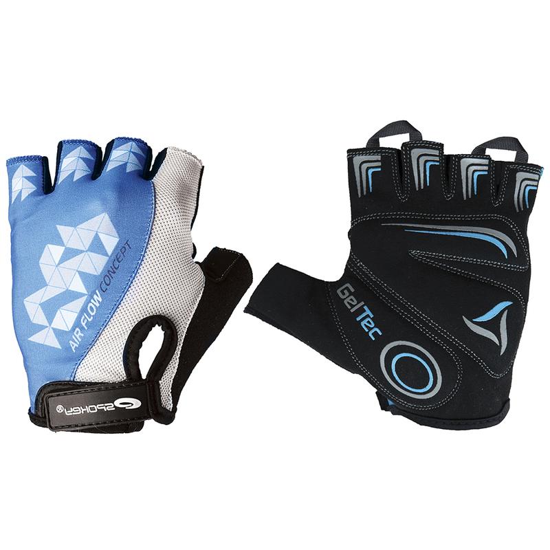 Cyklistické rukavice Spokey AIR FLOW 2