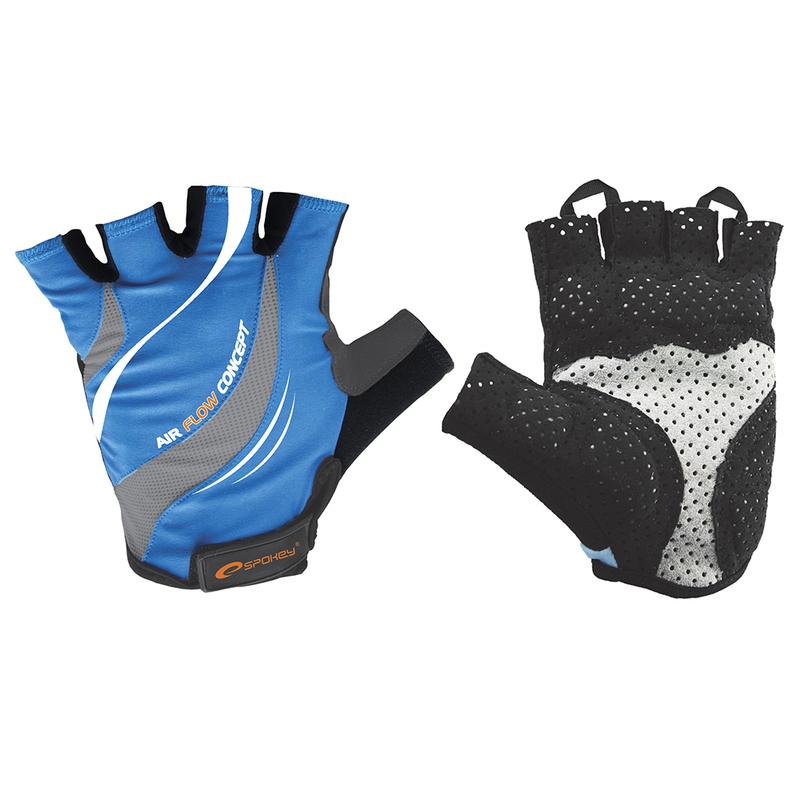 Cyklistické rukavice Spokey AIR FLOW 4