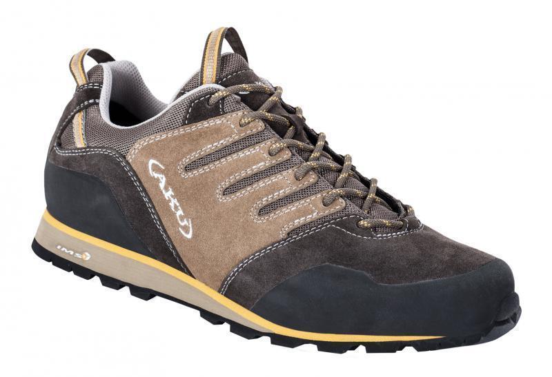 Topánky AKU ROCK LITE II GTX 557 hnědookrové