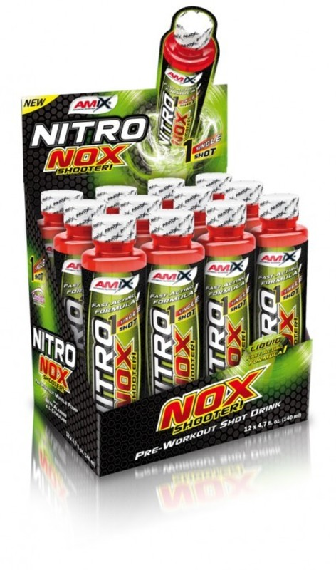 Volumizéry Amix NitroNox ® Shooter 12x140ml - Pink lemonade