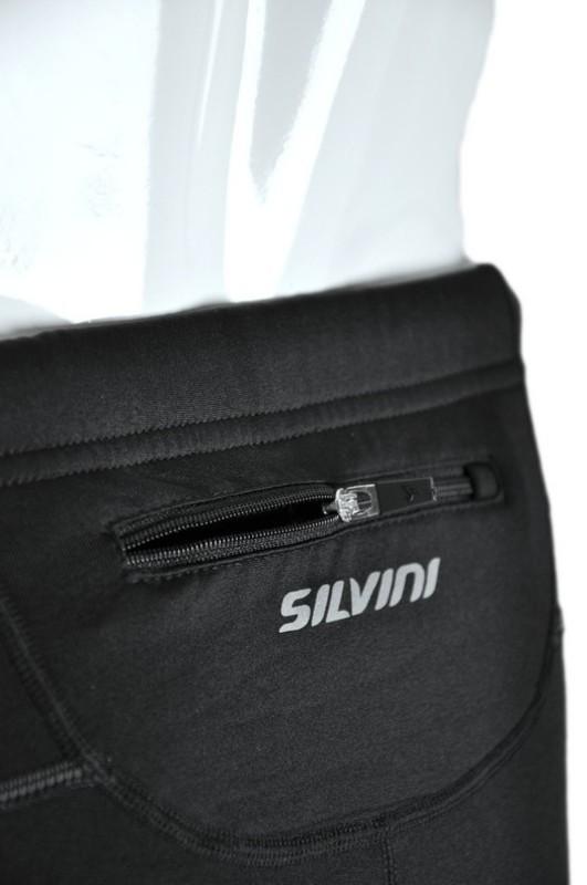 984d0e0f4996 Dámske nohavice Silvini Movenza + cyklovložka WP337P black ...