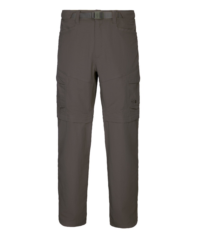 Nohavice The North Face M Paramount PEAK II CONVERTIBLE PANT A4J00C5 LNG