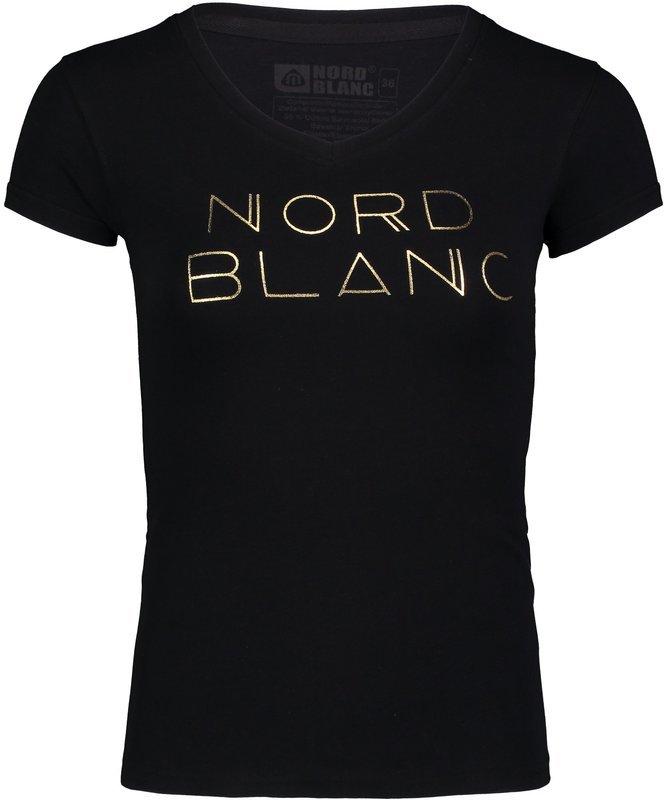 fd96b3b0e38e Dámske elastické tričko NORDBLANC Humble NBSLT6747 CRN - gamisport.sk