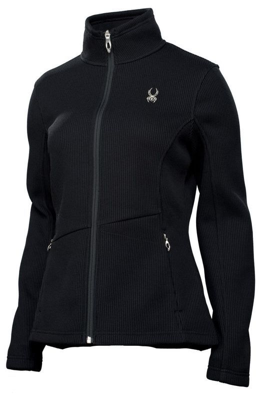 Sveter Spyder Women `s Endure Core Mid WT Full Zips 142534-001