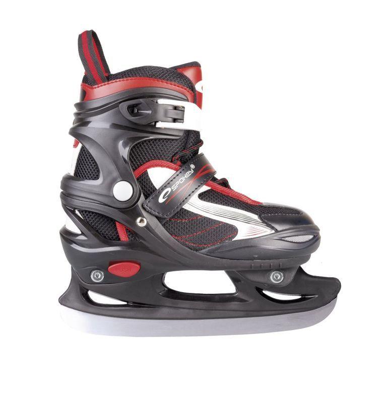Letná i zimný korčule Spokey ROCKER čierne