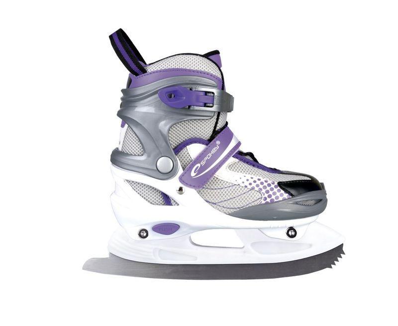 Letná i zimný korčule Spokey ROCKER fialové