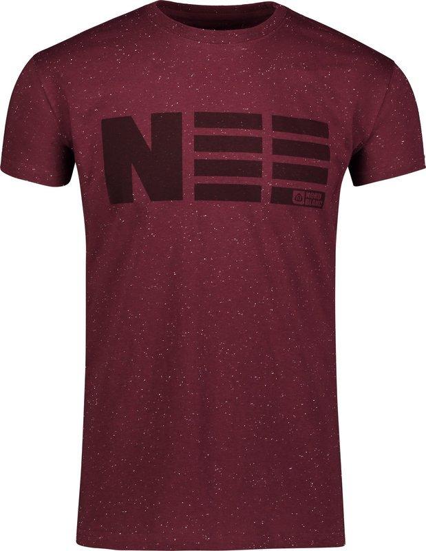 Pánske bavlnené tričko NORDBLANC Cipher NBSMT6812_ZPV L