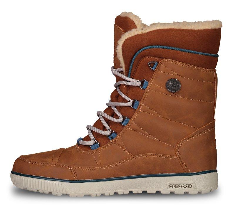 Dámske zimný topánky Nordblanc Grizzly NBHC6858_HND 40