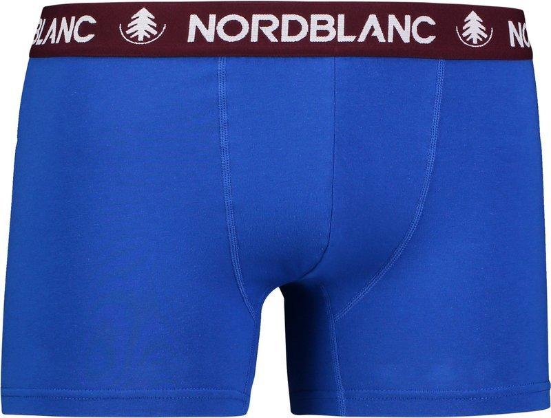 Pánske bavlnené boxerky NORDBLANC Fiery NBSPM6866_SID XXL