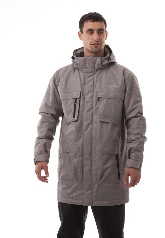 Kabát NORDBLANC URBAN NBWJM4506B SVM