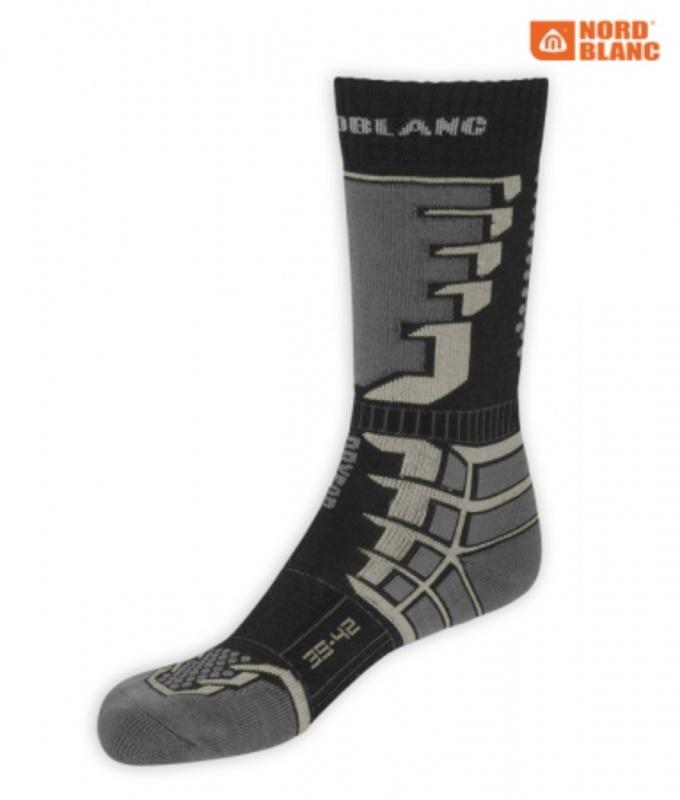 Ponožky NORDBLANC NBSX2301 BZV