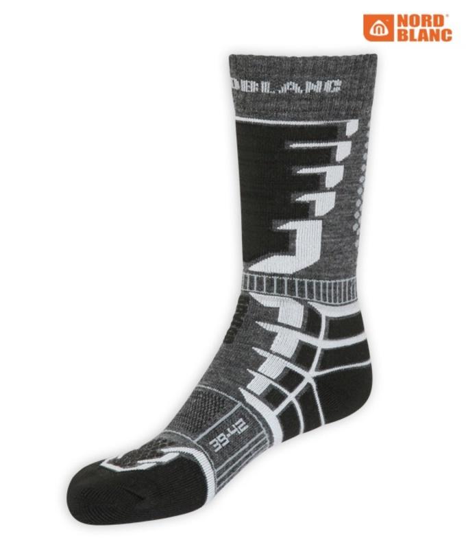 Ponožky NORDBLANC NBSX2301 CRN
